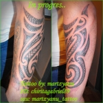 full arm in progress .a 2a sedinta